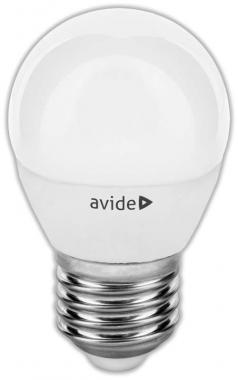 Avide LED Globe Mini G45 6W E27 WW 3000K 540lm LED izzó