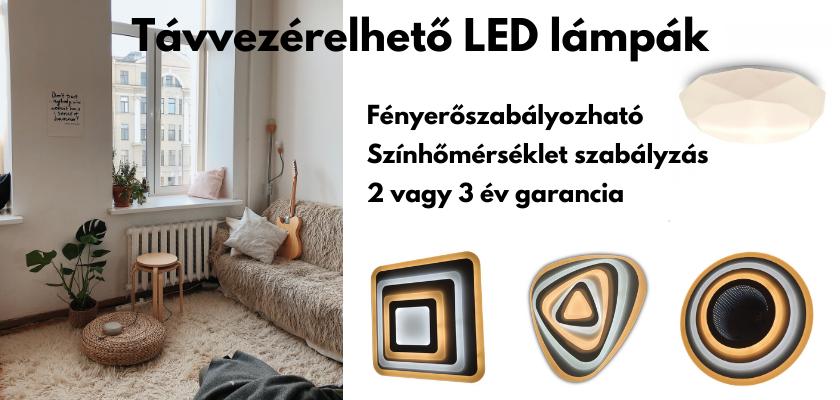 Mennyezeti design lámpák