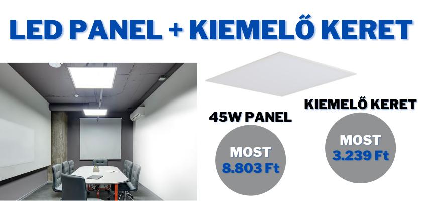 Kanlux LED panel