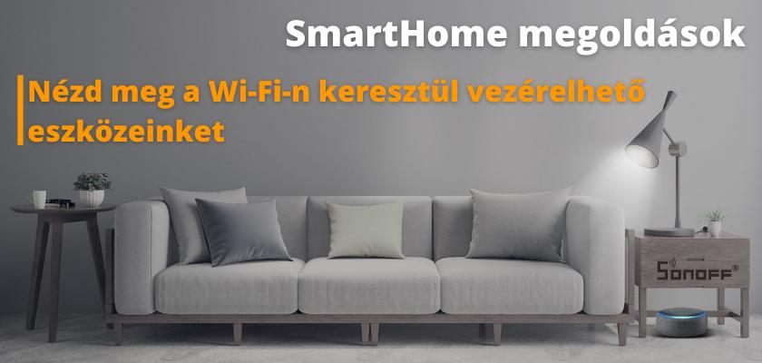 SmartHome megoldások
